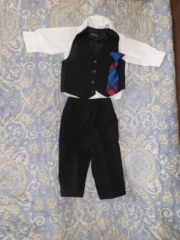 костюм школьника 18 в Кыргызстан: Продам костюм на мальчика 9-18 мес . В идеальном состоянии ( одели 1 р