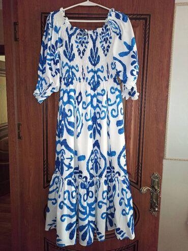 Платье новое, всего 1 раз было надето. Было куплено за 170 м. В