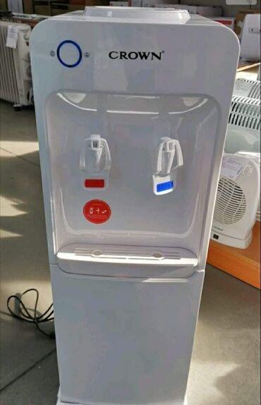 Aparat za vodu CROWN!Topla i hladna voda Prostor za odlaganje