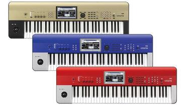 пианино чайка в Кыргызстан: Синтезатор Korg Krome 61.Рабочая станция Krome предлагает тщательно