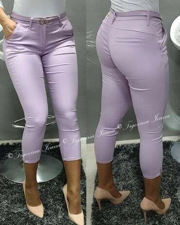 Pantalone velicina m - Srbija: CISCENJE ZALIHA - VAS OMILJENI MODEL PO SUPER CENI - 2400 DIN - velic