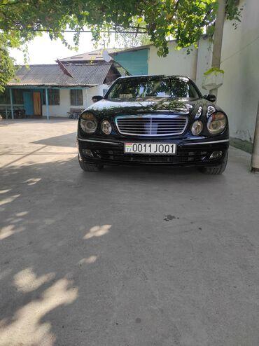 Транспорт - Таджикистан: Mercedes-Benz E-класс AMG 3.2 л. 2004