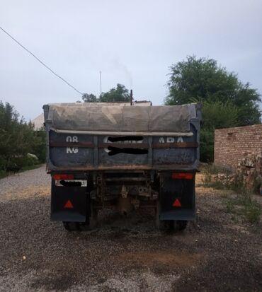 Транспорт - Кунтуу: Грузовики