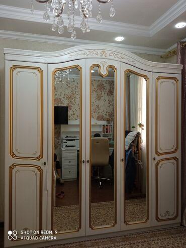 10589 объявлений: Спальная мебель: двуспальная кровать с матрасом,шифонъер, комод с