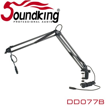 Студийные микрофоны - Бишкек: Пантограф SoundKing DD077B