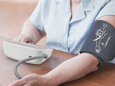увлажнитель воздуха бишкек in Кыргызстан | АВТОЗАПЧАСТИ: Автоматический тонометр на плечо AlphagoMed U81H - медицинский прибор