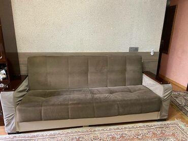 2117 elan | DIVANLAR: Satilir divan 2 kreslo ile birlikde 120 azn. Yaxshi veziyyetdedi