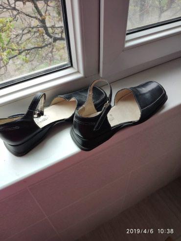 Италия кожаные демисезонные туфли в Бишкек