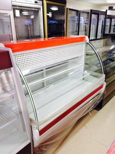 Витринные холодильники и в Бишкек