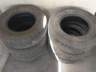 Продается резина покрышки на джип размер 265-70-16