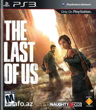 """the last of us"" playstation 3 в Bakı"
