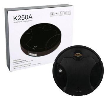 Robot usisivač K250AIntelegentni robot vakumski cistac podova5 u 1 sa