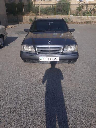 brilliance m2 1 8 at - Azərbaycan: Mercedes-Benz C 180 1.8 l. 1994
