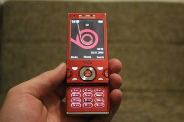 Sony ericsson w995 - Кыргызстан: Продаю легендарный флагман-камерафон.Sony Ericsson W995 Walkman.Хорошо