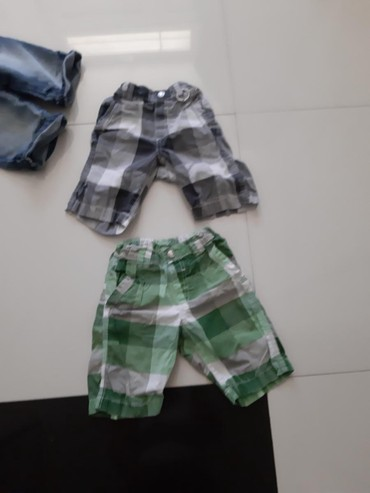 Ostala dečija odeća | Backa Palanka: Sortsevi h&m uzrast 5-6 godina veoma malo moseni kao novi