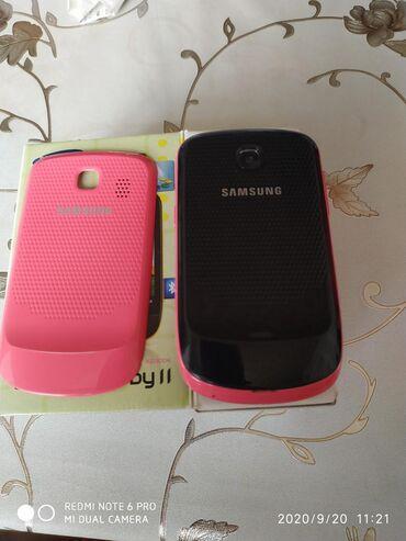Samsung - Qobu: İşlənmiş Samsung S3850 Corby II 16 GB qara