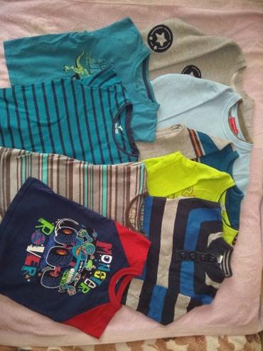 Продаю детские б/у вещи. футболка1шт в Бишкек