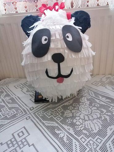 Pinjata Panda, porucivanje 10dana ranije