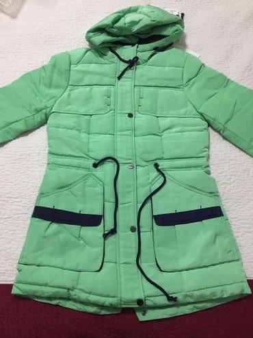 фабричные в Кыргызстан: Продаю новую куртку 2000 сом, размер М, L (44-46). Производство Китай