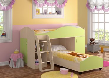 """Кровать """"Спутник"""" размер матраса 190/90см . Кровать 2шт, шкаф 2 шт в Бишкек"""