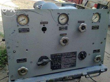 со2 в Кыргызстан: Станция зарядная углекислотная ПО-43