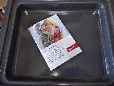 Πωλείται ταψί φούρνου NEFF Z 1272 XO(Το ταψί είναι για βαγονετο )