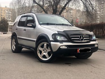 Mercedes-Benz ML 270 2003 в Бишкек