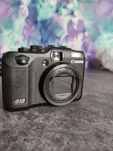 Продаю фотоаппарат canon g12, отличном состоянии, полный комплект, флэ