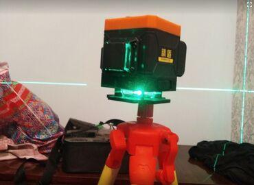 лазерный уровень бишкек in Кыргызстан | СПЕЦОДЕЖДА: Сдаётся в аренду лазерный уровень 3д,3d
