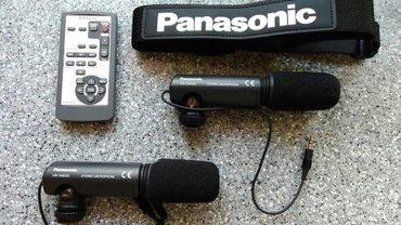 Микрофон для видеокамеры панасоник - 2 в Кок-Ой