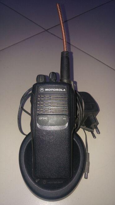 motorola droid razr в Кыргызстан: Радиостанция Motorola GP340