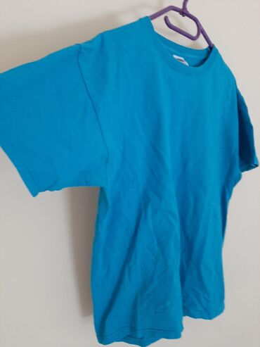 Muska majica plava FRUIT LOOM vel L
