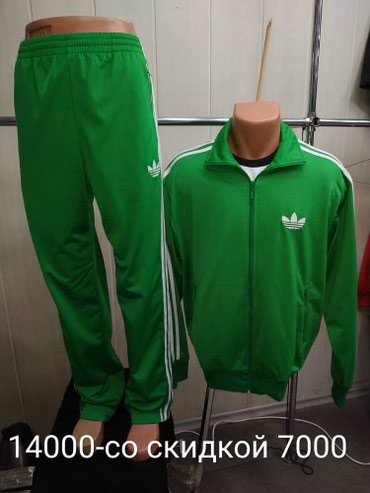 Adidas-фирменная одежда и обувь для спорта и отдыха. в Бишкек