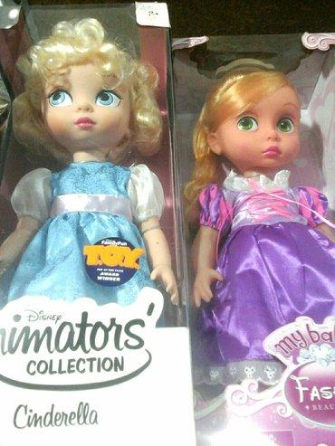 Игрушка куклы кукла аниматорс animators в Бишкек