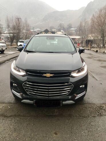 Chevrolet в Кыргызстан: Chevrolet Tracker 1.6 л. 2017 | 24000 км