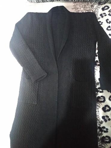 Продаю кардиган хорошего качества  46 размер,два раза носила,стал мал в Бишкек