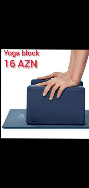 yoga mat baku - Azərbaycan: Yoga block   Whatsappla əlaqə saxlayın zəhmət olmasa zəng etməyin