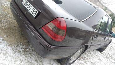 brilliance m2 1 8 at - Azərbaycan: Mercedes-Benz C-Class 2 l. 1995 | 409750 km