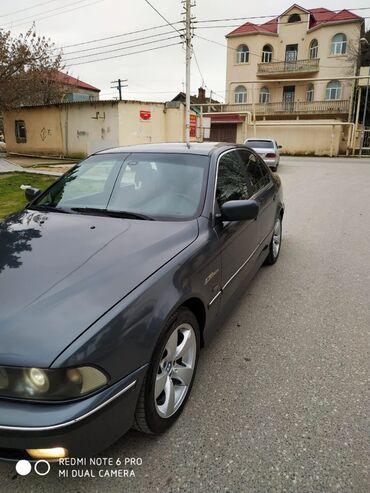 BMW - Hövsan: BMW 523 2.5 l. 2000
