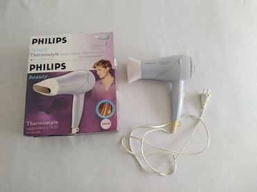 Philips xenium x128 - Srbija: Philips fen za kosu Polovan očuvan u originalnoj kutiji  Cena 700 din