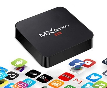 Elektronika - Kopaonik: Tv Box MXQ Pro 4K Android 7.1/S905W/Quad Core/Smart Tv/3D/Wifi4 jezgra