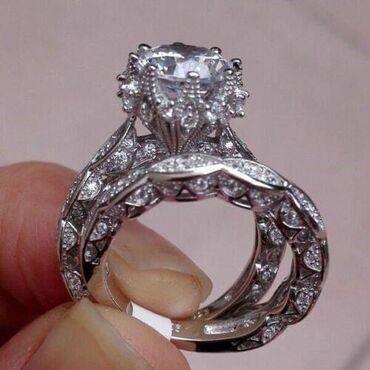 Personalni proizvodi | Arandjelovac: 500 dinara Dva prstena u setu Velicina 9-19,35mm