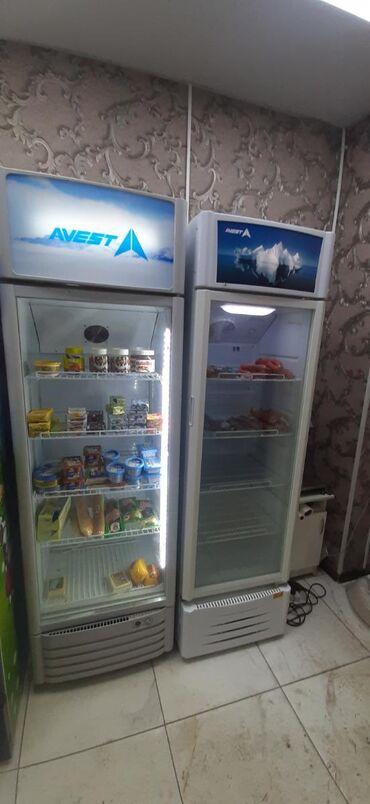 2шт холодильник,2шт морозильник, почти новые,ещё на гарантии. Жалал