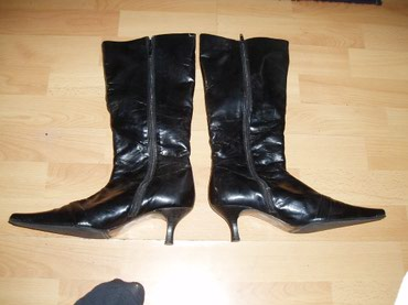 JOX Shoes zenske duboke cizme broj 38 nosene par puta ocuvane ovo za - Borca