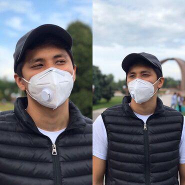 """сколько стоит мед в бишкеке в Кыргызстан: Респираторные маски класса защиты FFP3 """"KN95"""" в наличии! Осталось огра"""