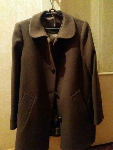 Пальто зимнее. 4000 сом оверсайз. очень теплое. турция в Бишкек