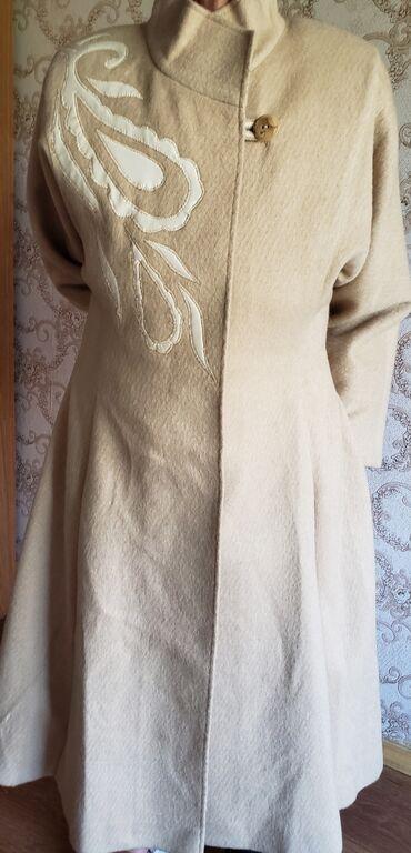11076 объявлений: Новое пальто, шерсть, 46-48 размер, ФРГ