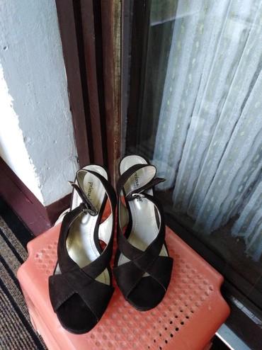 Primadona sandale, nosene kratko, veoma ocuvane, vrlo udobne iako - Belgrade