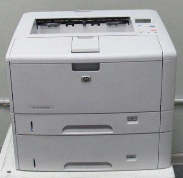 Электроника - Кыргызстан: Очень срочно продаю широкоформатные скоростные сетевые принтеры HP 520