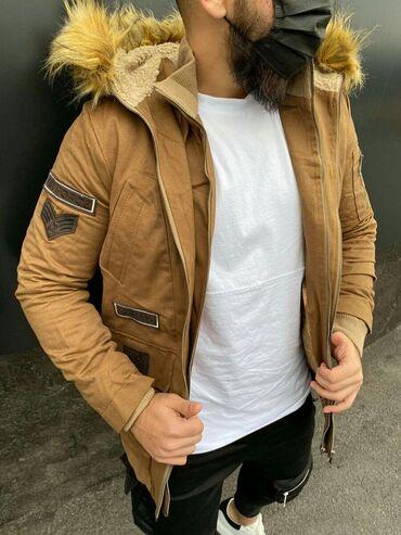 Predigra muška jakna turske proizvodnje  Vel od s do xxl